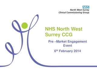 NHS North West Surrey CCG