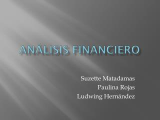 An�lisis financiero