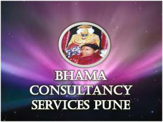 Bhama  Consultancy  Services  Pune