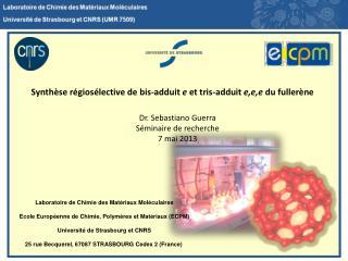 Laboratoire  de Chimie des Matériaux Moléculaires