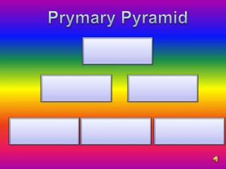 Prymary Pyramid