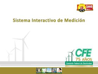 Sistema Interactivo de  Medición