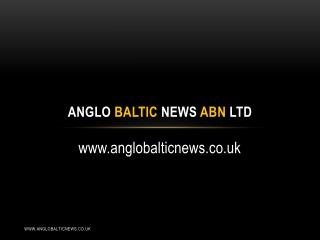 Anglo  baltic  news  abn  ltd