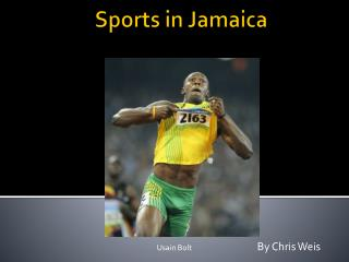 Sports in Jamaica