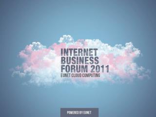 Novi standard  za poslovanje  –  Za što Cloud tehnologija?