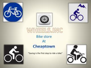 Bike store At Cheaptown