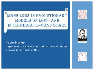 Mass  Loss  in  Evolutionary Models  of  Low   and  Intermediate Mass  Stars