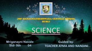 JSS' MANJUNATHESHWARA CENTRAL SCHOOL HUBLI