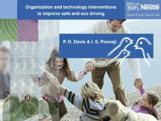 Organization and technology interventions to improve safe and eco driving