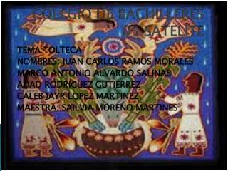 COLEGIO DE BACHILLERES 05 SATELITE