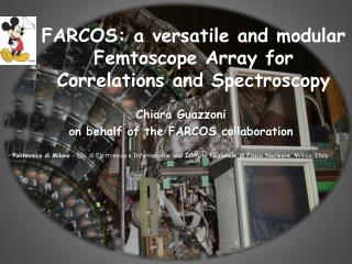 FARCOS: a versatile and modular Femtoscope Array for Correlations and Spectroscopy