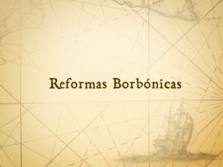 Reformas en la economía