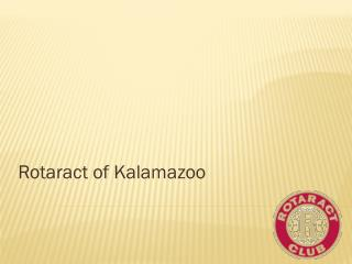 Rotaract of Kalamazoo