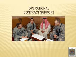 Operational  Contract Support