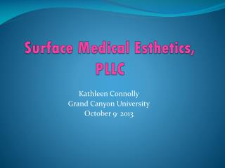 Surface Medical Esthetics, PLLC