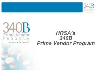 340B Program Administration