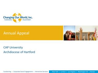 Annual Appeal