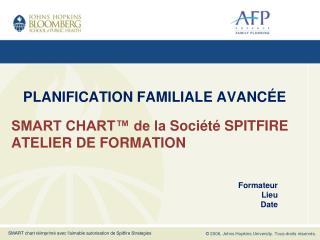 PLANIFICATION FAMILIALE AVANCÉE