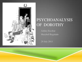Psychoanalysis  of 	Dorothy