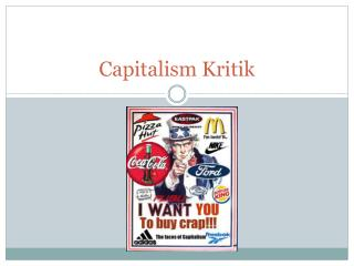 Capitalism  Kritik