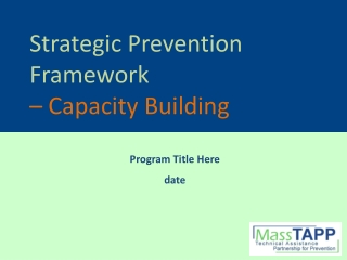 Evaluation and  Organizational Capacity Building