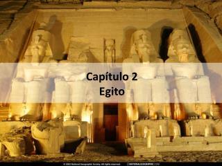 Capítulo 2 Egito
