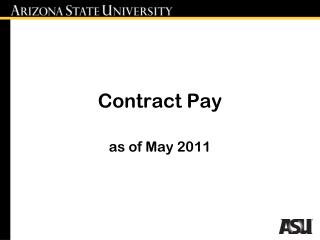 Contract Pay
