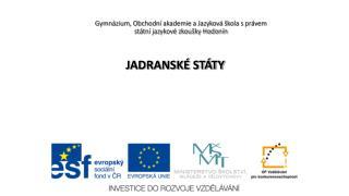 Gymnázium, Obchodní akademie a Jazyková škola správem státní jazykové zkoušky Hodonín