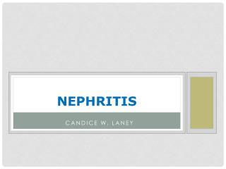 Nephritis