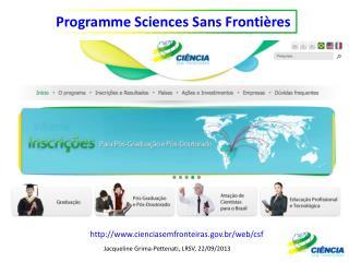 http:// www.cienciasemfronteiras.gov.br/web/csf
