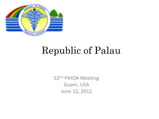 Republic of Palau