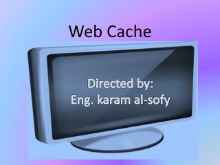 Web Cache