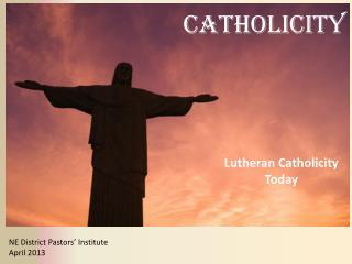 Catholicity