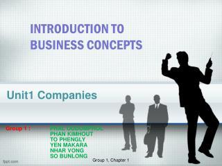 Unit1  Companies