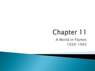 Chapter 11