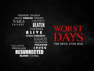 Day 1: Resurrection Sunday!