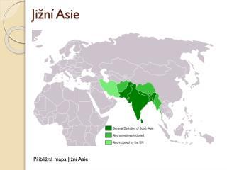 Jižní Asie