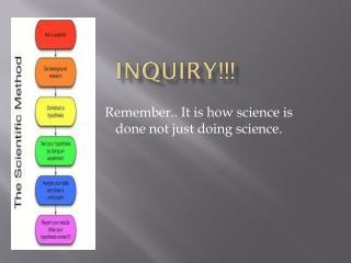 Inquiry!!!