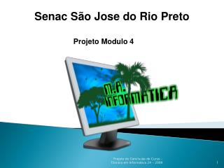 Senac  S�o Jose do Rio Preto