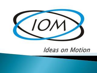 Ideas on Motion