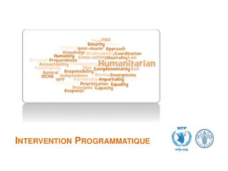 Intervention  Programmatique