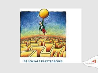 Regionale Omgevingsanalyse  door het Steunpunt Sociale  Planning Regio  Kortrijk 4  november  2013