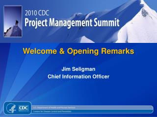 Welcome & Opening Remarks