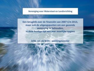 Vereniging voor Waterstaat en Landinrichting
