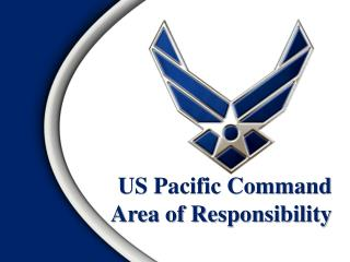 US Pacific Command Area of Responsibility