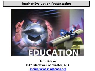 Teacher Evaluation Presentation