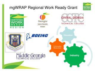 mgWRAP  Regional Work Ready Grant