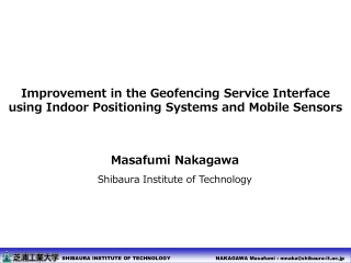Study on JAXA S Maritime Surveillance Systems
