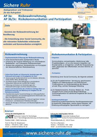 Postfach 3640     76021 Karlsruhe