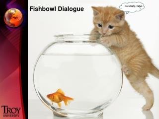 Fishbowl Dialogue